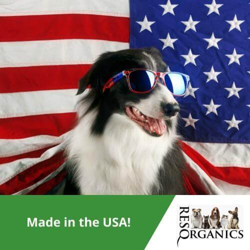 CBD Hemp Oil For Canines is Made in the USA