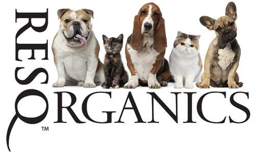 ResQ Organics Skin Care & CBD for Dogs, Cats, and Horses