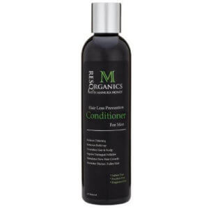 Strengthening Conditioner for Men: Eliminate Dandruff, Dry Scalp, & Prevent Hair Loss