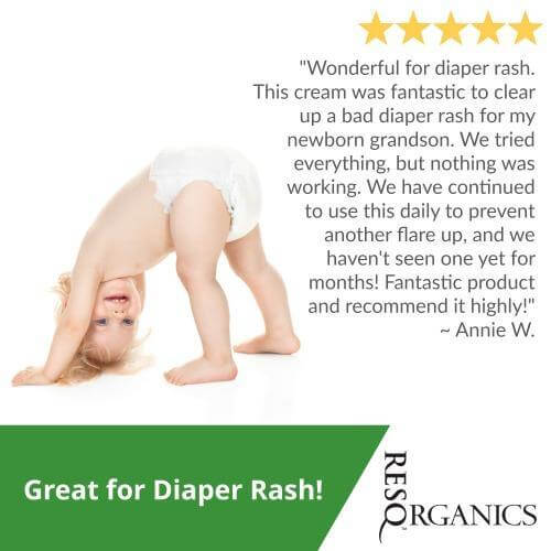 Soothing Baby Skin Care Cream 5 Star Diaper Rash Review