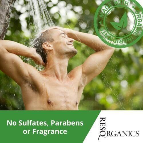 Strengthening Conditioner for Men: Eliminate Dandruff, Dry Scalp, & Prevent Hair Loss